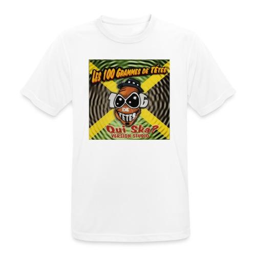 qui ska copie jpg - T-shirt respirant Homme