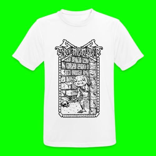 Return to the Dungeon - Men's Breathable T-Shirt