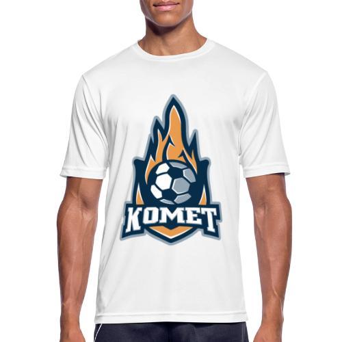 Komet - Männer T-Shirt atmungsaktiv