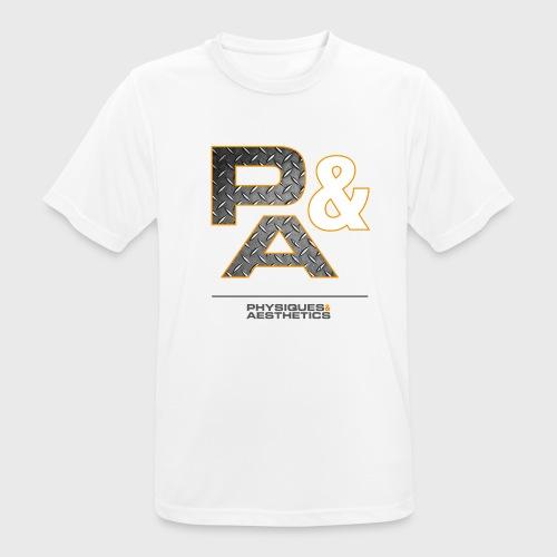 P&A - Camiseta hombre transpirable