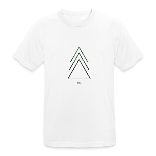 TREE - Maglietta da uomo traspirante