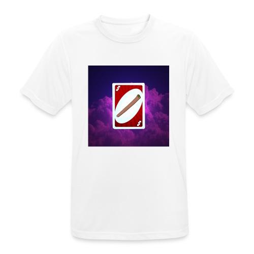 UNOWOODS - Männer T-Shirt atmungsaktiv