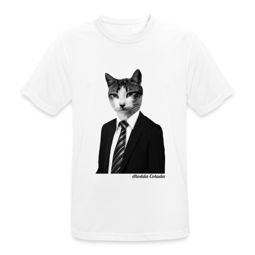 catsuit - Männer T-Shirt atmungsaktiv