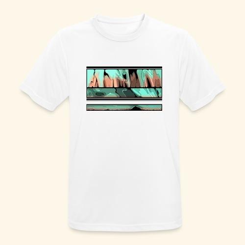 Slur-F06 - Men's Breathable T-Shirt