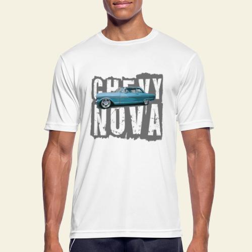 nova - Herre T-shirt svedtransporterende