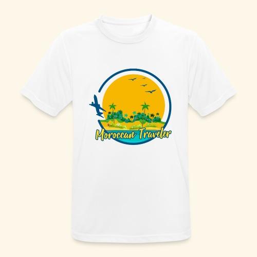 Moroccan Traveler - T-shirt respirant Homme