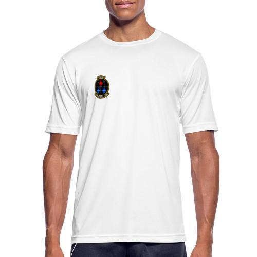 DCS Refugee Camp - Männer T-Shirt atmungsaktiv
