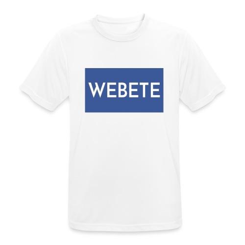 Webete - Men's Breathable T-Shirt