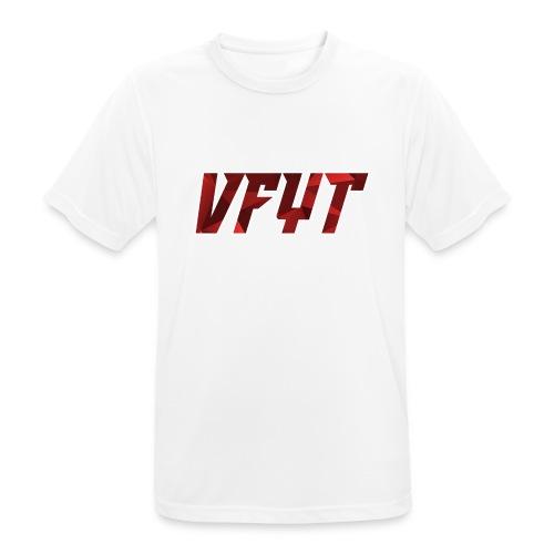 vfyt shirt - mannen T-shirt ademend