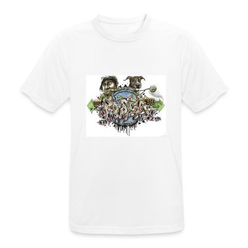 Mainbattle mind21 - Männer T-Shirt atmungsaktiv
