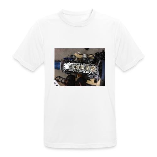 Motor tröja - Andningsaktiv T-shirt herr