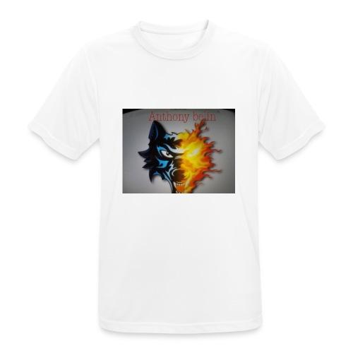 E44A4C12 938F 44EE 9F52 2551729D828D - T-shirt respirant Homme