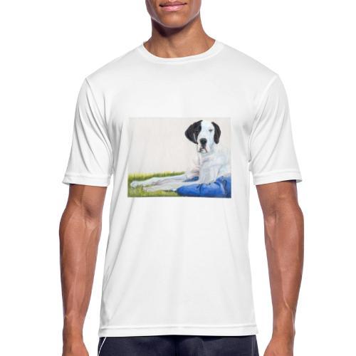 Grand danios harlequin - Herre T-shirt svedtransporterende
