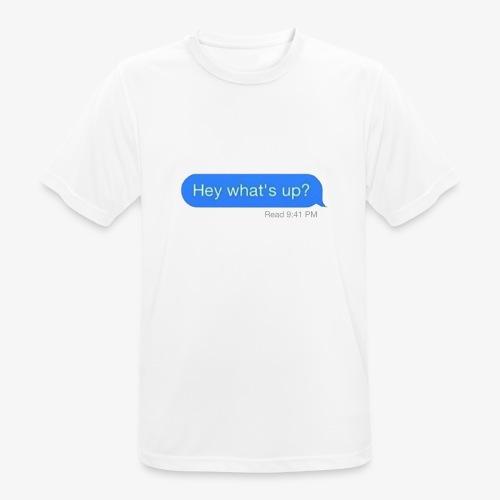 READAT - Men's Breathable T-Shirt