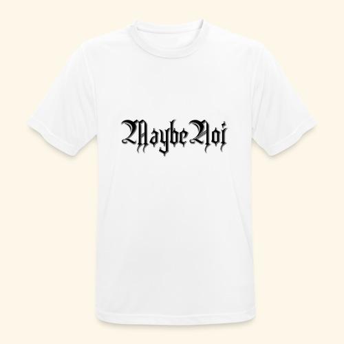 MaybeNoi Design - Männer T-Shirt atmungsaktiv