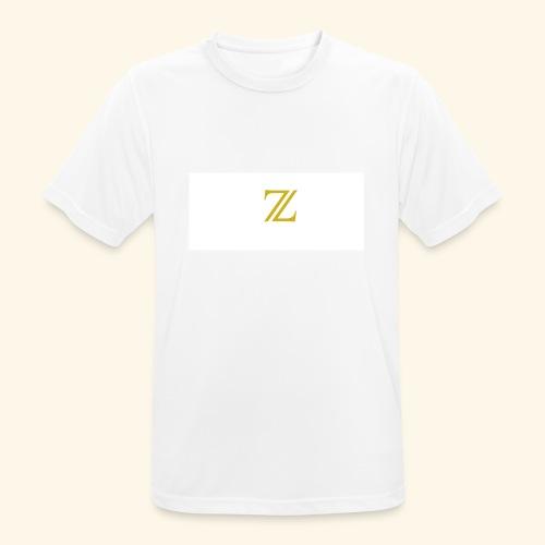 zaffer - Maglietta da uomo traspirante
