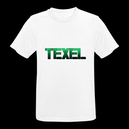 Texel - Mannen T-shirt ademend actief