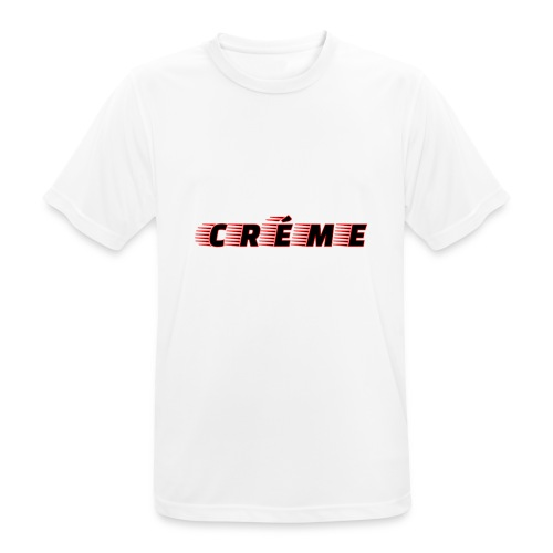 Créme - Men's Breathable T-Shirt