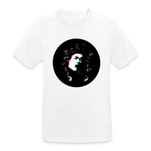 medusa_def_3 - Maglietta da uomo traspirante