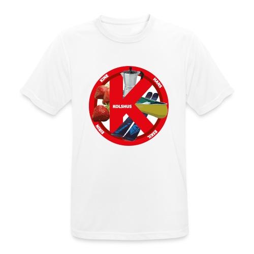 logoforeskil - Men's Breathable T-Shirt