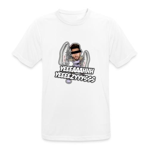 Yeah Yeezys! - Männer T-Shirt atmungsaktiv
