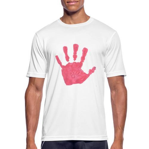 Hand - Andningsaktiv T-shirt herr