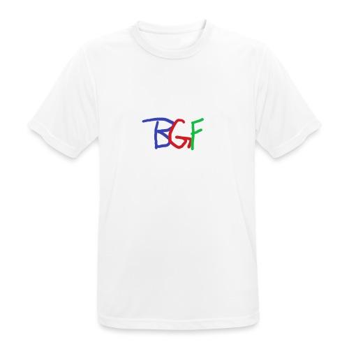 The OG BGF logo! - Men's Breathable T-Shirt