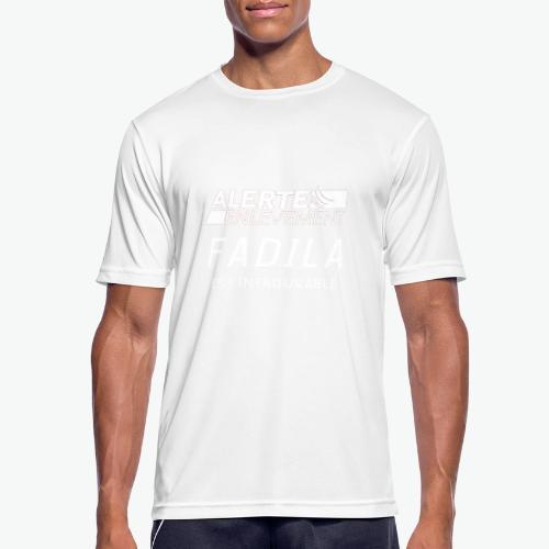 ALERTE ENLEVEMENT - T-shirt respirant Homme