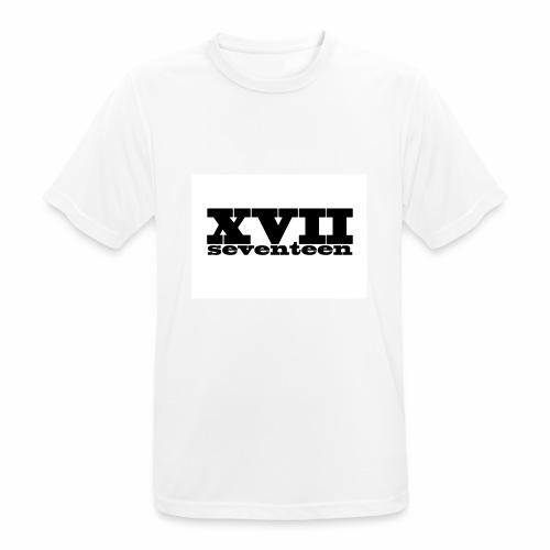 xvii - Mannen T-shirt ademend actief