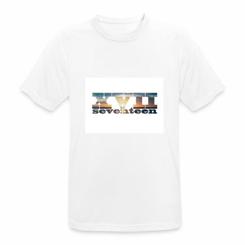 xvii 3 - Mannen T-shirt ademend actief