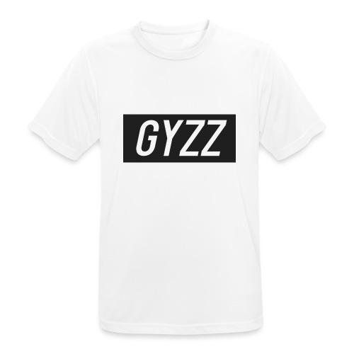 Gyzz - Herre T-shirt svedtransporterende