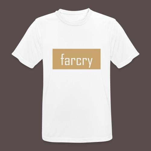 farcryclothing - Männer T-Shirt atmungsaktiv