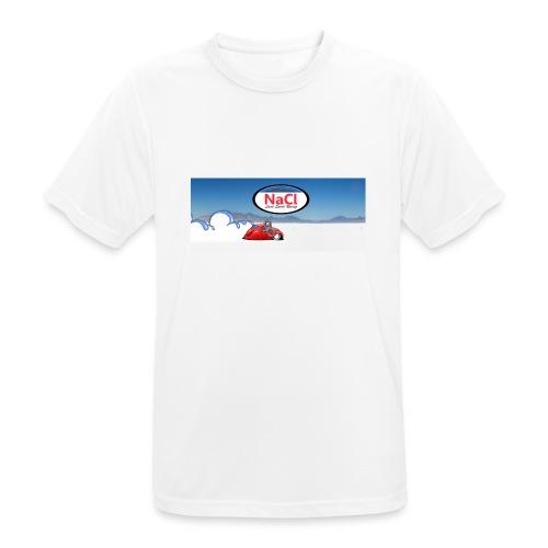 Banniere officielle 202@232 - T-shirt respirant Homme
