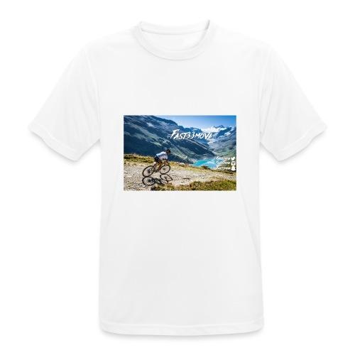 Merch 11111111111 - Andningsaktiv T-shirt herr