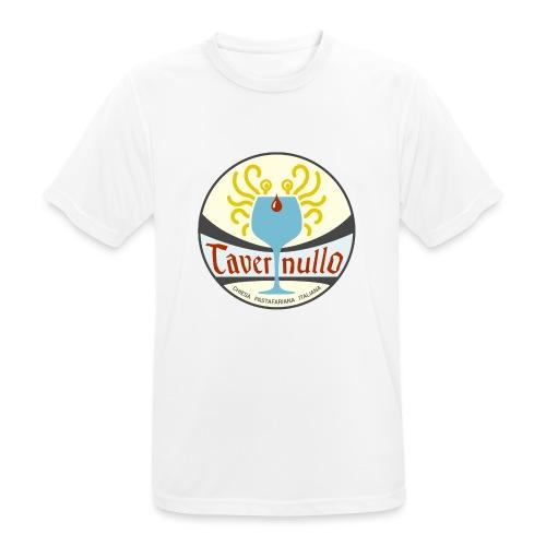 tavernullo - Maglietta da uomo traspirante
