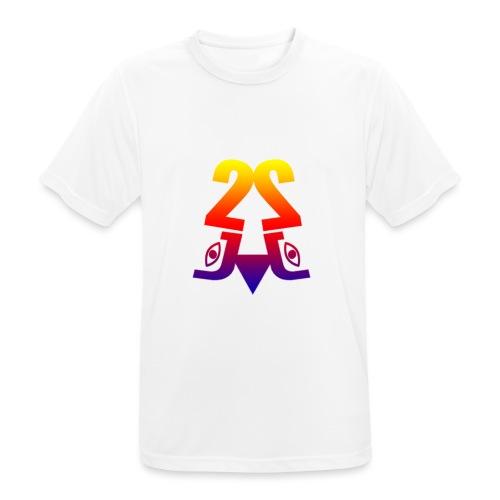 2J_LOGO_Beach - Herre T-shirt svedtransporterende
