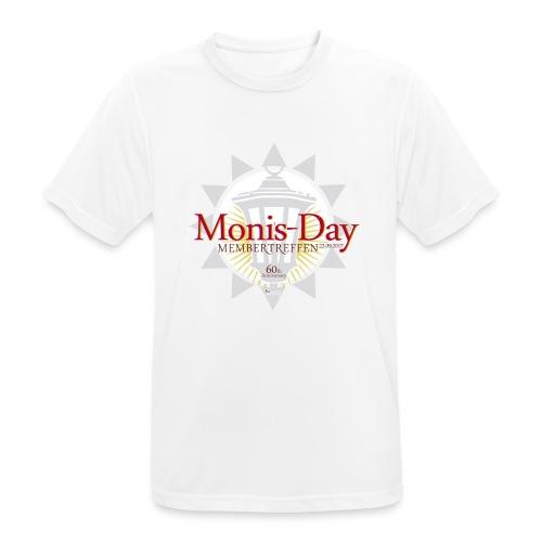 Monis-Day - Männer T-Shirt atmungsaktiv