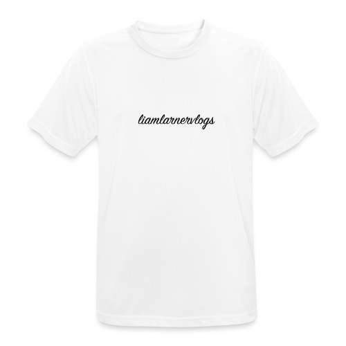 LiamLarnerVlogs - Men's Breathable T-Shirt