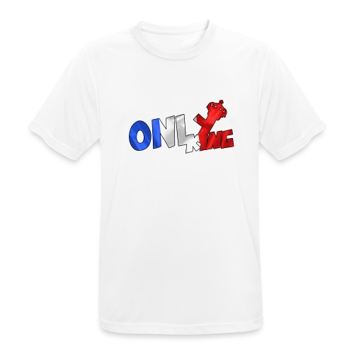 Logo ONLY KING edition francaise - T-shirt respirant Homme