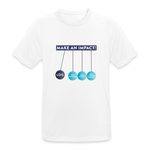 LOIS T-shirts Cohort 2018/2019 - Männer T-Shirt atmungsaktiv