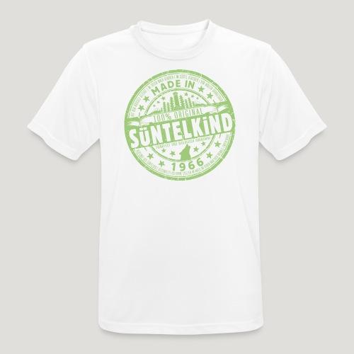 SÜNTELKIND 1966 - Das Süntel Shirt mit Süntelturm - Männer T-Shirt atmungsaktiv