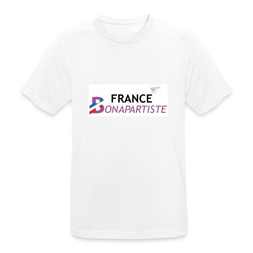1 logo FB 2016 HD OK - T-shirt respirant Homme