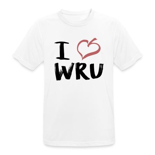 I love RUD - Männer T-Shirt atmungsaktiv