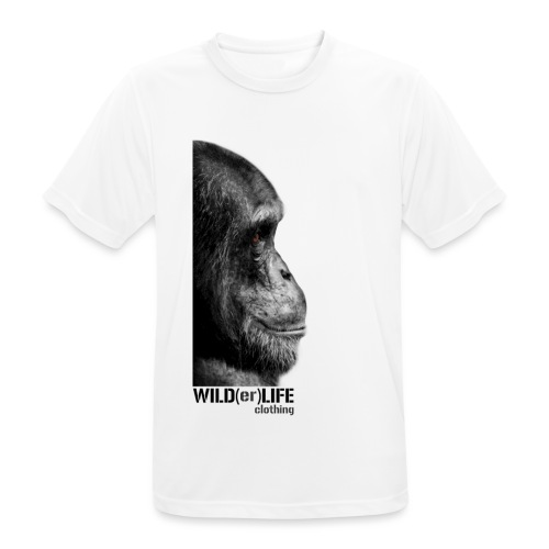 Soul Chimp - Men's Breathable T-Shirt