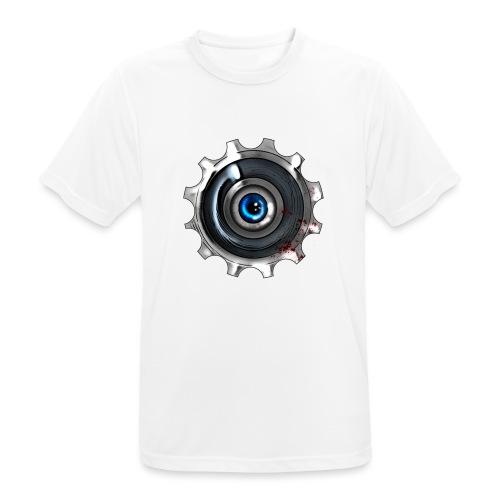 Ojo, te veo - Camiseta hombre transpirable