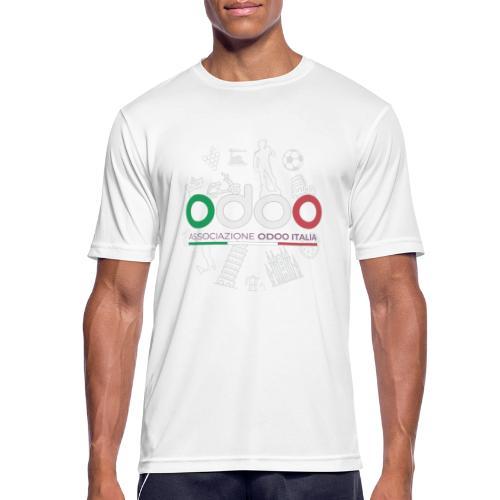 Associazione Odoo Italia - Maglietta da uomo traspirante