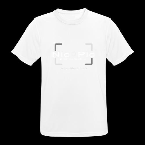 Nic Pic - Männer T-Shirt atmungsaktiv