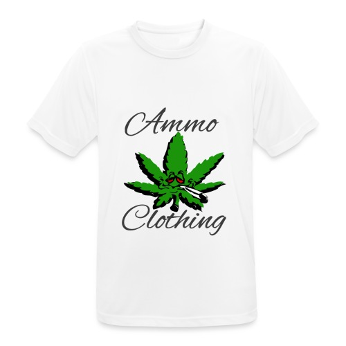 Mr Stoner Summer Wear - Men's Breathable T-Shirt