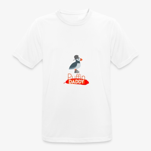 puffin - Camiseta hombre transpirable