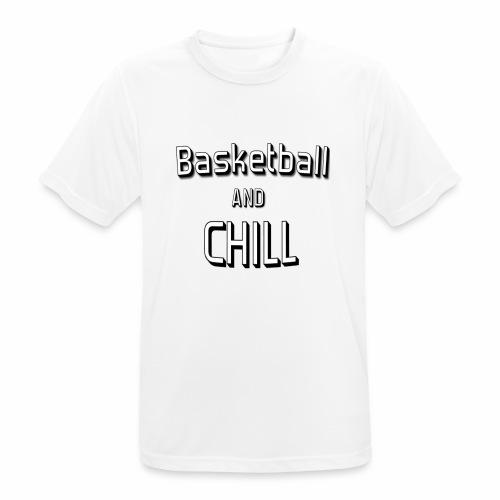 Basketball'n'chill - T-shirt respirant Homme